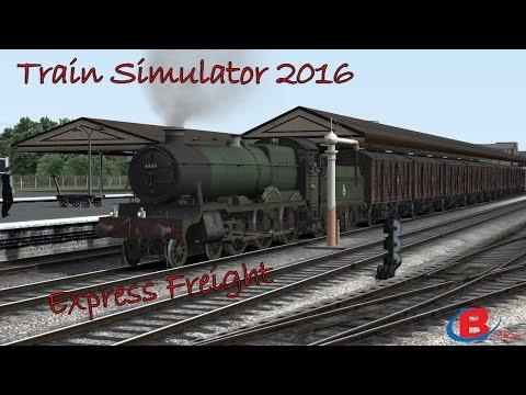 Train Simulator 2016: Express Freight