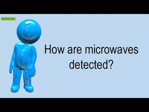 How Are Microwaves Detected?