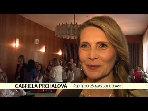 Bohuslavice - Den matek www.TelevizeHlucinsko.cz