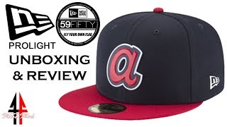 NEW ERA PROLIGHT 59FIFTY UNBOXING & REVIEW !!! FITTED FIEND EP. 3