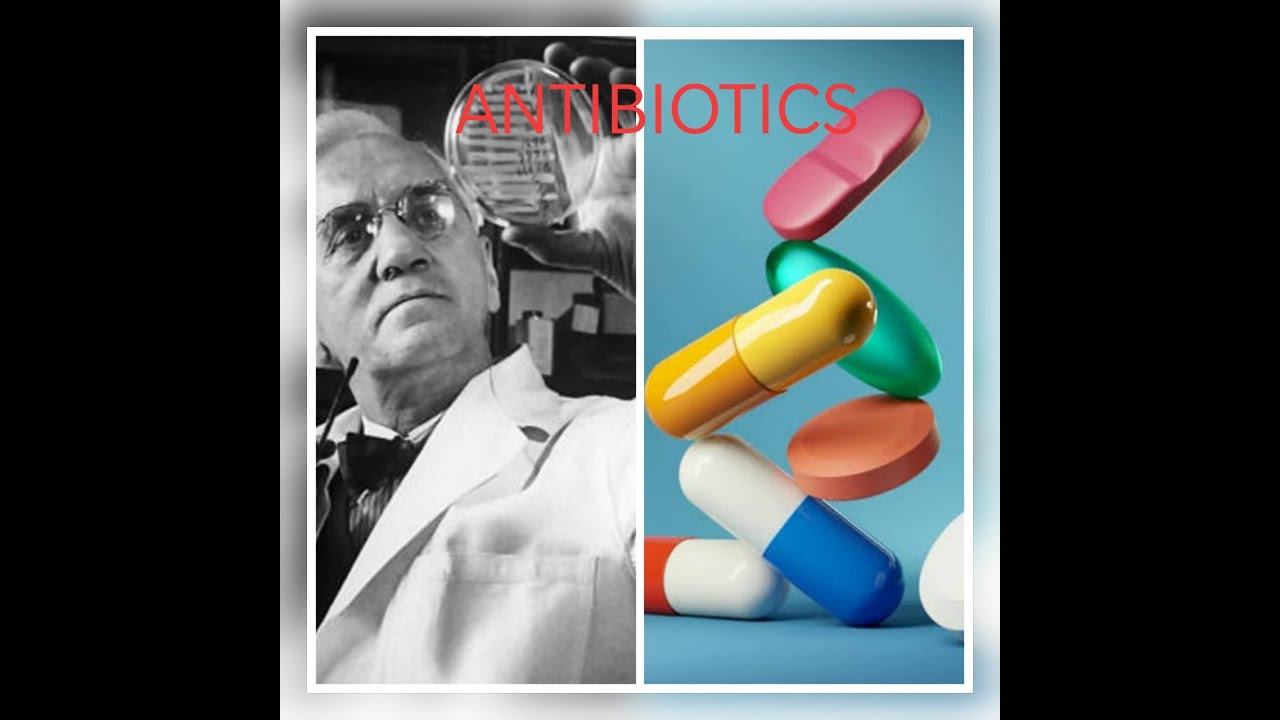 Download ANTIBIOTICS-AN ACCIDENTAL DISCOVERY BY ALEXANDER FLEMING-BREAKTHROUGH TREATMENT BACTERIAL INFECTIONS