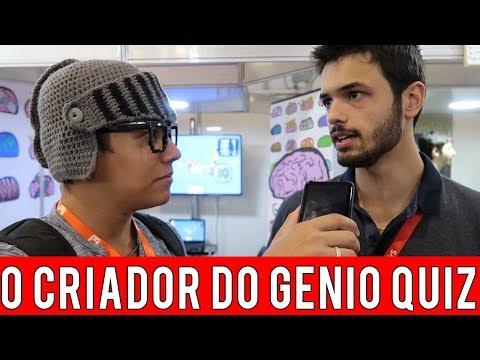 NOVO GAME GEN.IO DESENVOLVIDO PELO CRIADOR DO GENIO QUIZ - Godenot Reporter