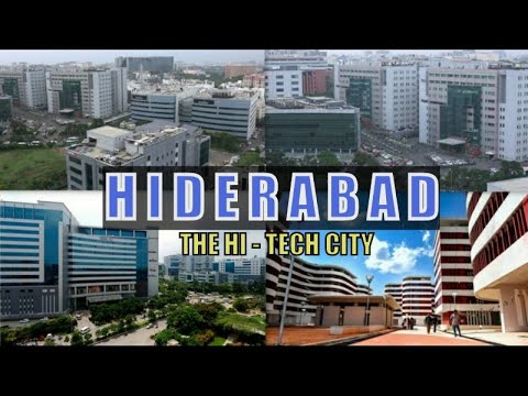 Hyderabad City || 2019 || View & Facts || Telangana || Hi-tech City | Debdut YouTube