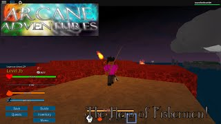 "ROBLOX - Arcane Adventures (Saison 3) - Ep. 69 "" THE BANDIT LEADER, RETURN OF MARUA!"