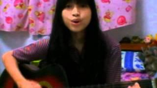 Me singing Ternyata - Estrella