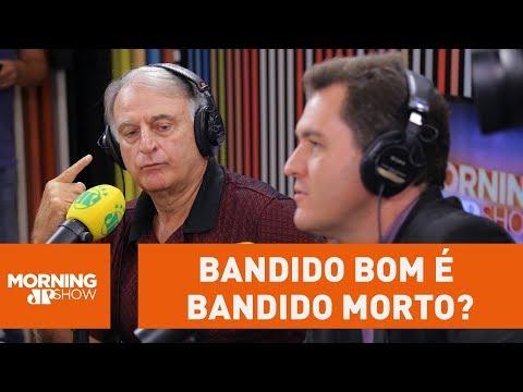 Bandido Bom é Bandido Morto? Conte Lopes E Advogado Discordam