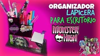 LAPICERA MONSTER HIGH Por Fantasticazul