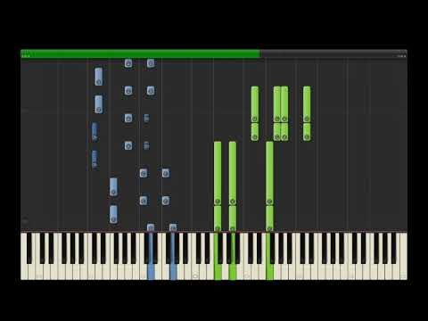 Muse - Uprising Piano Tutorial