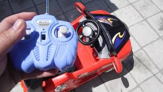 Обзор детского электромобиля Weikesi