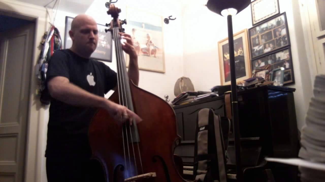 Download Dexter Gordon solo on double bass