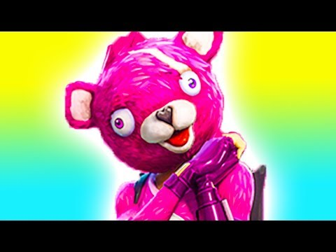 Teddy Bear Wants a Hug! ? Fortnite Battle Royale PC Valentines Day Update Gameplay thumbnail