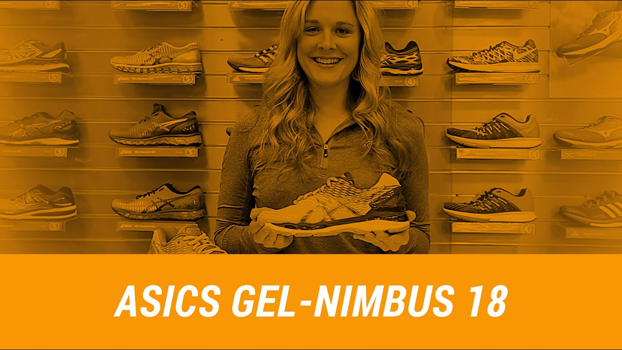 Fit Expert Expert Review: Nimbus ASICS GEL Nimbus 18 Fit YouTube 21b3934 - trumpfacts.website