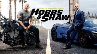 Co wiemy o filmie Szybcy i Wściekli: Hobbs i Shaw?