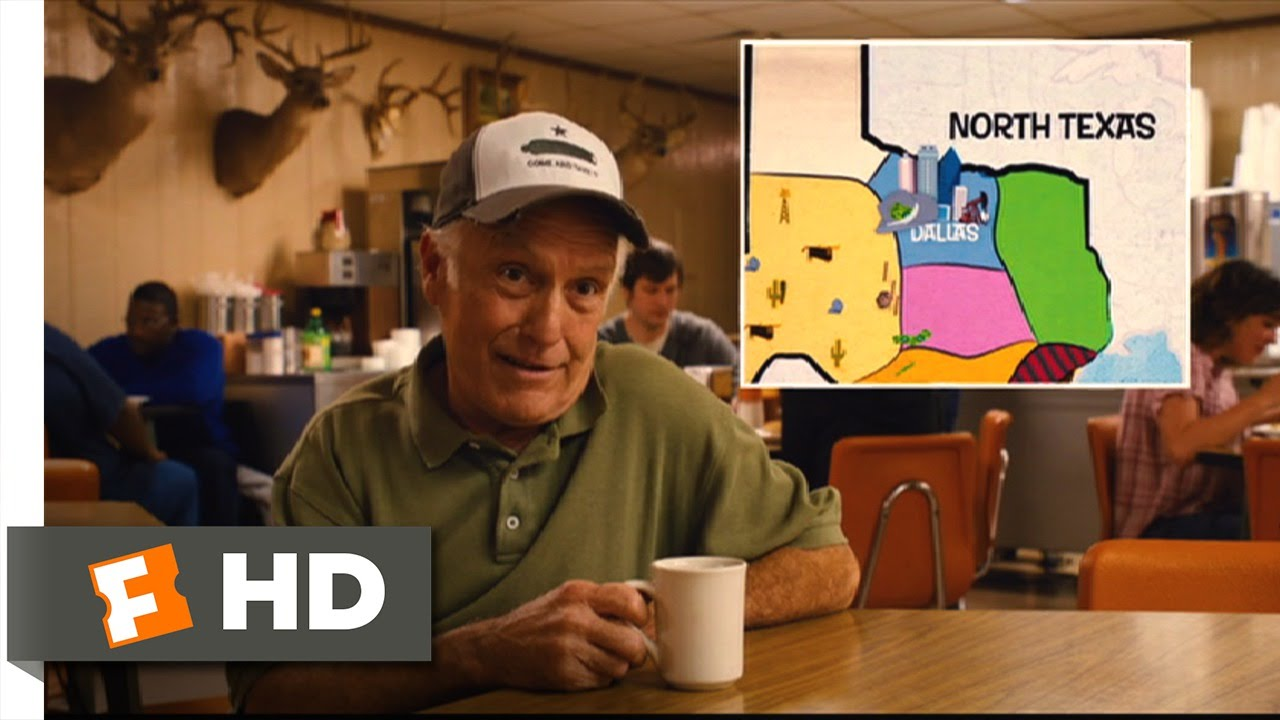 Bernie (2/12) Movie CLIP   The Five States of Texas (2011) HD