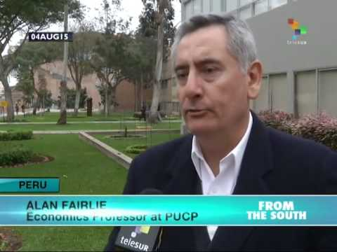 Peru: Neoliberal Policies Bring Economic Downturn