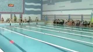 Відкрита першість з плавання серед дітей
