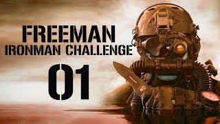 [Ironman Challenge] FREEMAN GUERRILLA WARFARE v1.3 Gameplay PC Let's Play Part 1