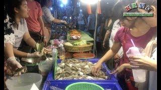 Món gỏi ghẹ sống của người Thái, nhìn lạnh người nhưng ăn cực ngon