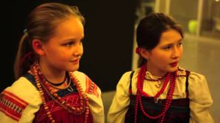 Ансамбль ''Кладец''. Подготовка к концерту. ARTPLAY, 2013.