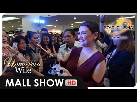 Angelica Panganiban leads fun at 'The Unmarried Wife' games - 동영상