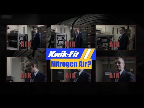 Kwik Fit Scam   Nitrogen Air