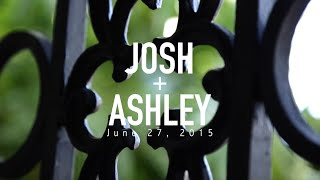 Josh + Ashley | South Florida Wedding Video | Stuart, FL |