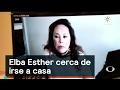 Elba Esther se va a casa - Gordillo - Denise Maerker 10 en punto