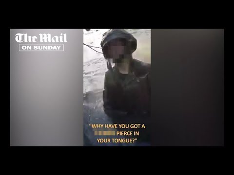 British Army Corporal In Trouble for Filming Female Recruit Crying