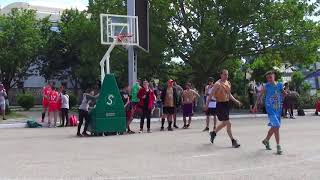 "Южный 2017. УСЛ 1Х1 (1/16) Андрей Щепкин - ""Моби""(Бровары) ""Khimik Streetball Party vol. 8."