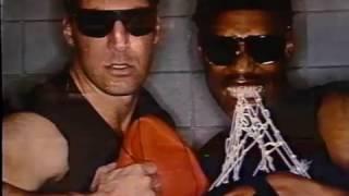 1999 home video retrospective sent to Detroit Pistons season ticket...