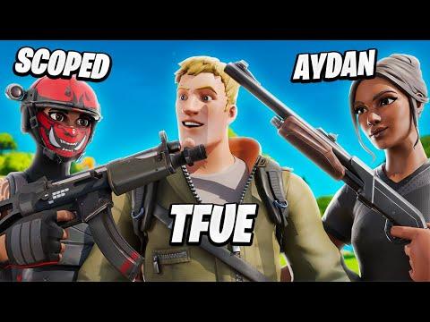 Aydan X Tfue *Better Than Tfue & Scoped?*