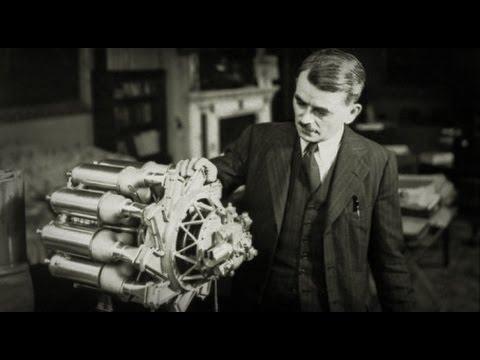 Frank Whittle  pionier napędu odrzutowego