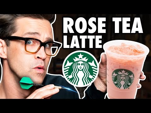 International Starbucks Taste Test