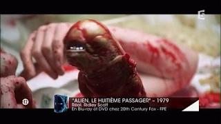 Alien, naissance d'une créature