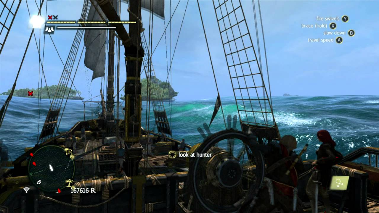 Assassins Creed IV Black Flag Kraken Ship DLC Pack