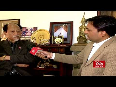 RSTV Exclusive: NDPP chief Neiphiu Rio on alliance with BJP in Nagaland