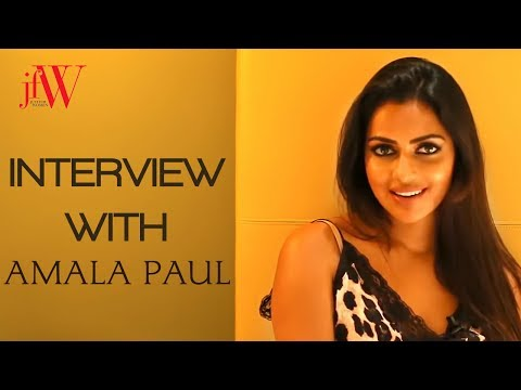 Amala Paul Unknown Story | Amala Paul Exclusive Interview | JFW Magazine Cover | Just For Women