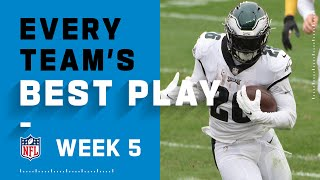 Every Team's Best Play Week 5 | NFL 2020 Highlights