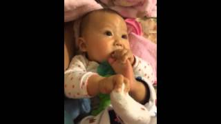 Kim khardasian baby video..oops it