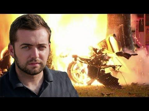 Journalist Dies In Fiery Car Crash