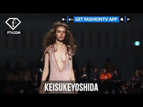 Tokyo Fashion Week Spring/Summer 2018 – KEISUKEYOSHIDA | FashionTV