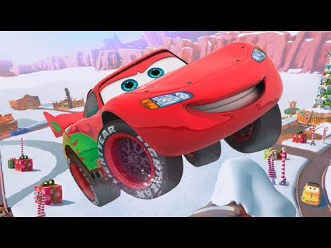 Disney Pixar Cars Fast as Lightning McQueen: Unlock The King