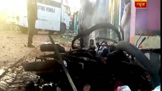 9 injured as two groups clash during Hindu New Year road show in Bihar