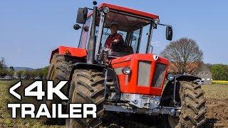 6. Feldtag mit Schlüter Traktoren