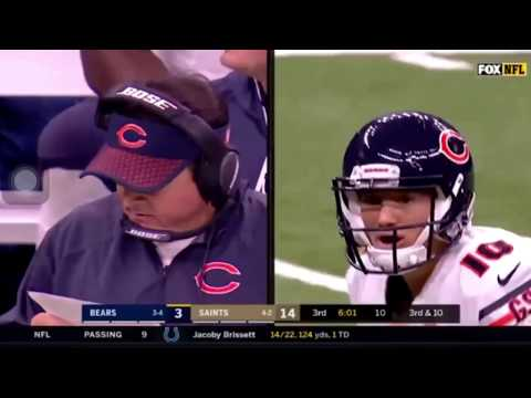 Zach Miller Gruesome Knee Injury! | NFL