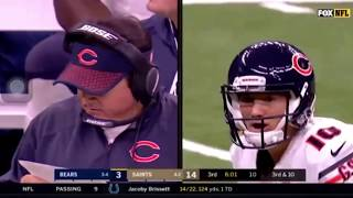 zach miller gruesome knee leg injury   nfl