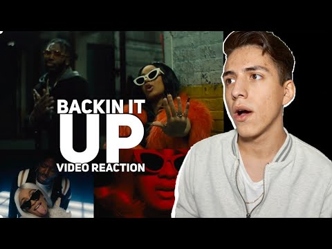 Pardison Fontaine- Backin' It Up ft Cardi B (Official Video) Reaction (REUPLOAD)| E2 Reacts