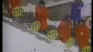 Matti Nykänen - 112.5 m - Sapporo, December 1987