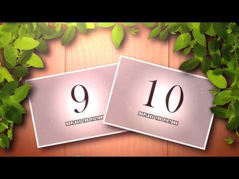 Loving You - Free Memories Template Sony Vegas Pro 10