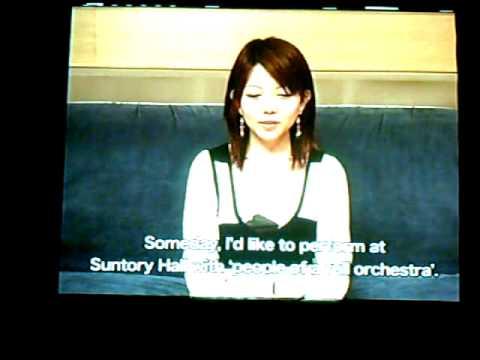 Yui Makino Q&A Part 01